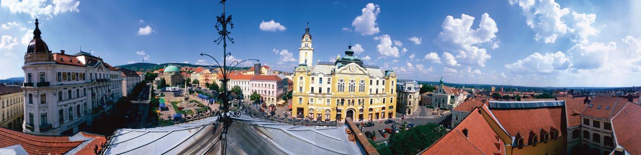 Reise nach Pécs
